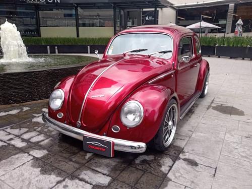Imagen 1 de 11 de Volkwagen Sedan 1967 Rojo