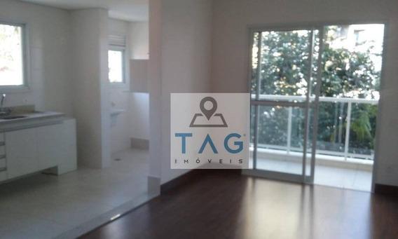 Apartamento Com 1 Dormitório À Venda, 51 M² Por R$ 430.000,00 - Cambuí - Campinas/sp - Ap0392