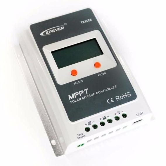 Controlador De Carga Para Painel Solar 40a Regulador Mppt