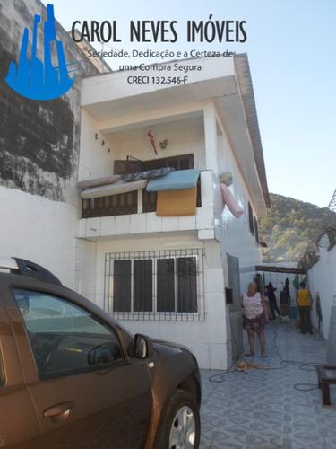 2396- Lindo Sobrado 3 Dormitórios A 700 Metros Da Praia