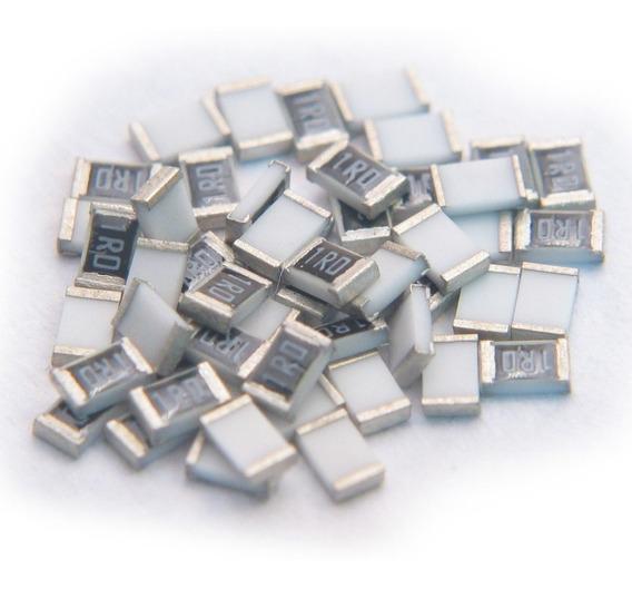 Kit 500 * Resistores Smd 0805 Vários Valores