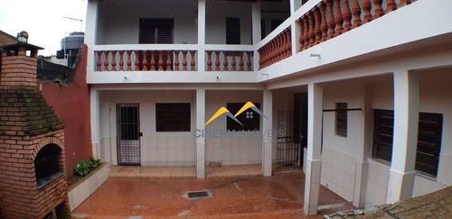 Sobrado Com 4 Dormitórios À Venda, 120 M² Por R$ 540.000,00 - Cidade Antônio Estevão De Carvalho - São Paulo/sp - So0057