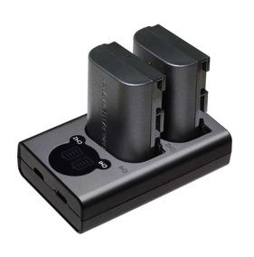 Kit 2 Baterias + Carregador Duplo Np-fz100 P/ Sony Ilce-9
