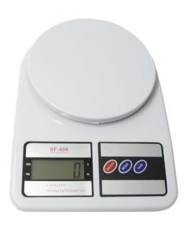 Balança De Cozinha Digital Alta Precisão Até 10 Kgs Sf400