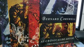 Box As Cronicas De Artur - Bernard Cornwell