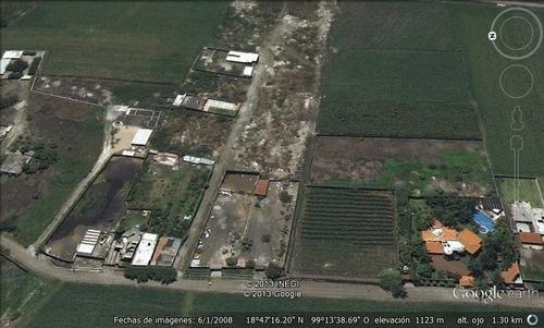 Terreno Urbano En Xochitepec / Acatepec - Ber-145-tu*
