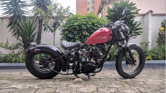 Bobber - Chopper- Cafe Racing- Customizada