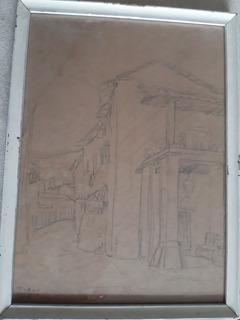 Cuadro Pintura Desiderio Hernández Xochitiotzin Arte Tlaxcal