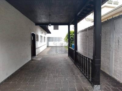 Casa Térrea Para Locação No Bairro Vila Gilda, 6 Dorm, 2 Suíte, 4 Vagas, 420,00 M - 9583ai