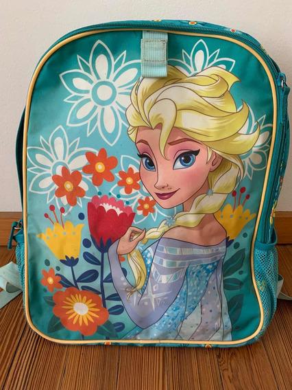 Mochila Ana Y Elsa Disney