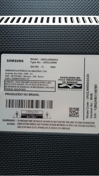 Placa Principal Tv Samsung Un32j4000ag