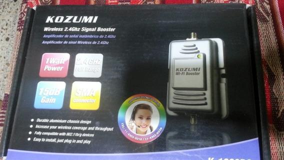 Kozumi Wireless 2.4ghz Amplificador De Señal Dji Phantom 2