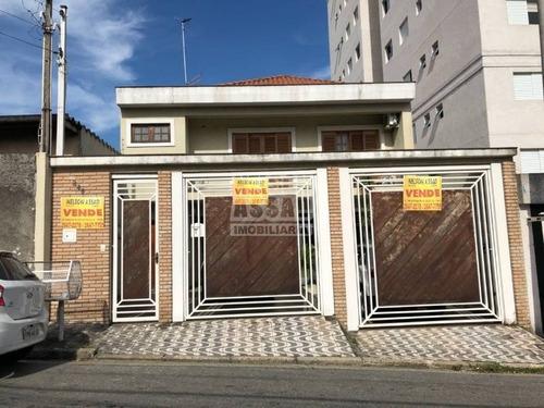 Imagem 1 de 30 de Sobrado Para Venda No Bairro Ponte Grande, 4 Dorm, 2 Suíte, 9 Vagas, 0 M - 1618