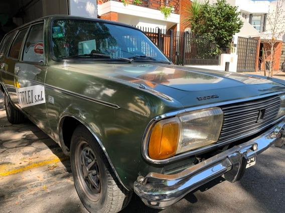 Dodge 1500 Todo Original - Año 1980