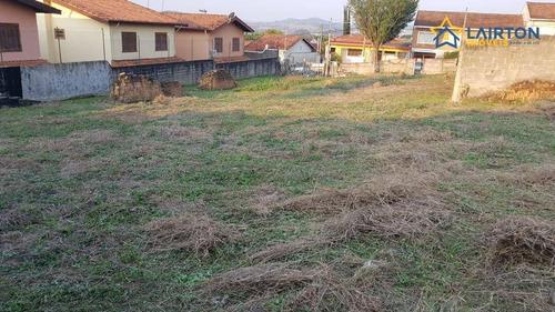 Terreno Comercial À Venda, 1018 M² Por R$ 900.000 - Centro - Atibaia/sp - Te0770