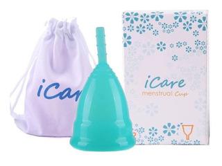 Cinco Copas Menstruales Icare