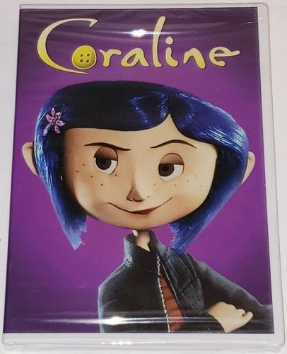 Imagen 1 de 3 de Dvd Coraline