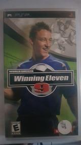 Winning Eleven 9 Psp