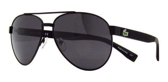 Lentes Gafas De Sol Lacoste L185s Color Mate 100% Auténticos