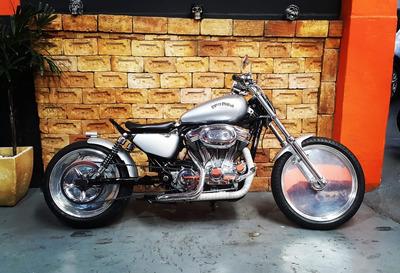 Harley Davidson Sporster 883 2006 Carburada