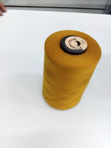Imagen 1 de 2 de 1 Cono De Hilo Calibre 70 Para Coser Mezclilla