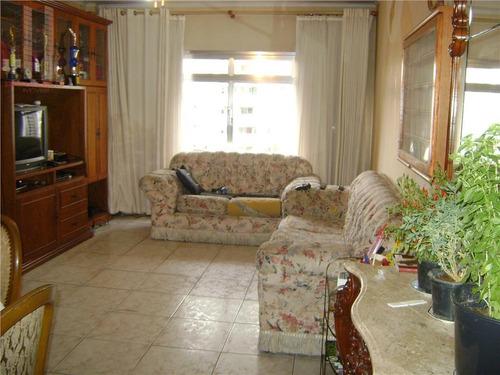 Apartamento Residencial À Venda, Moóca, São Paulo. - Ap1198