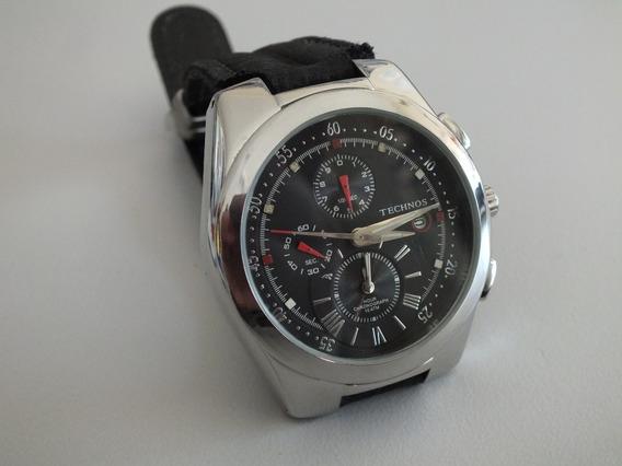 Relógio Technos Cronometro Sport Social
