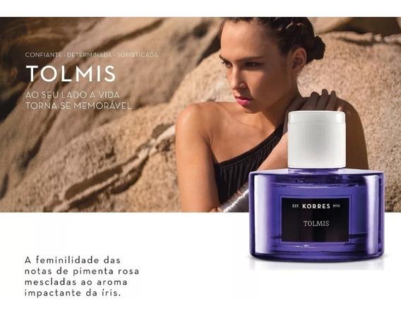 Tolmis Korres Eau De Cologne- Perfume Feminino 75ml