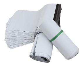 Envelope Plástico Lacre 100u 32x40 100u 60x50 200u 40x50
