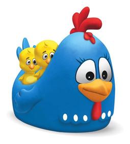 Brinquedo De Banho - Galinha Pintadinha - Líder