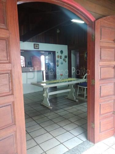 Chácara Para Venda Em Arujá, Vertentes, 4 Dormitórios, 1 Suíte, 3 Banheiros, 2 Vagas - Ch0014_1-1872836