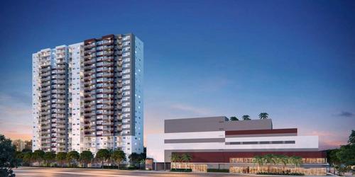 Apartamento Garden Para Venda Em São Paulo, Vila Dom Pedro I, 1 Dormitório, 1 Banheiro, 1 Vaga - Cap2834_1-1286960