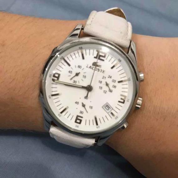 Relógio Lacoste Branco