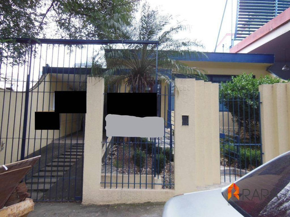 Casa Para Alugar, 287 M² Por R$ 4.200/mês - Centro - São Bernardo Do Campo/sp - Ca0026