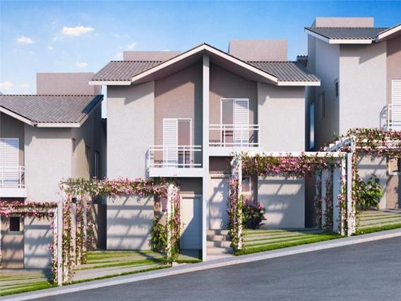 Casa Para Venda E Locação No Residencial Villagio Di Montalcino Em Vinhedo - Ca01674 - 34160830
