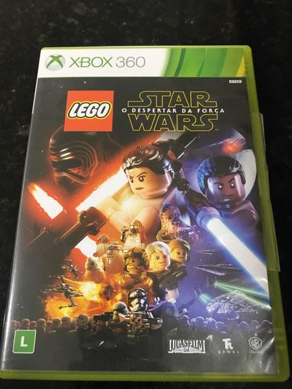 Jogo Xbox 360 Lego Star Wars Original Mídia Física