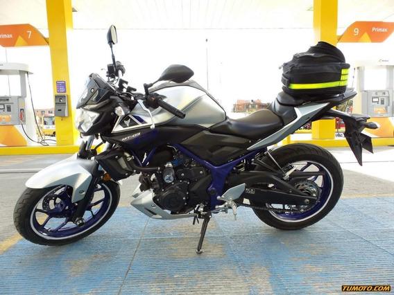 Yamaha Mt 3