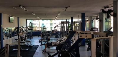 Academia Completa, Bem Localizada, 2 Andares
