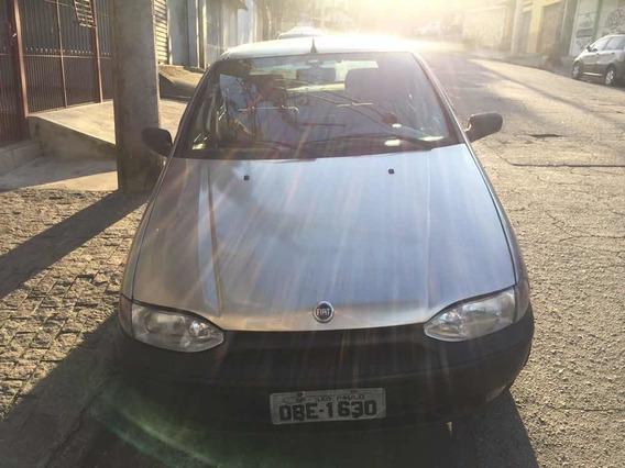 Fiat Palio 1.0 Young 5p Gasolina 2001, Trava E Trio Elétrico