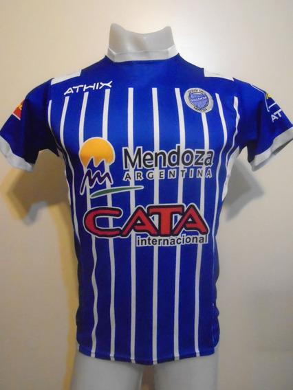 Camiseta Godoy Cruz Tomba Mendoza Athix 2007 2008 T. S Dama