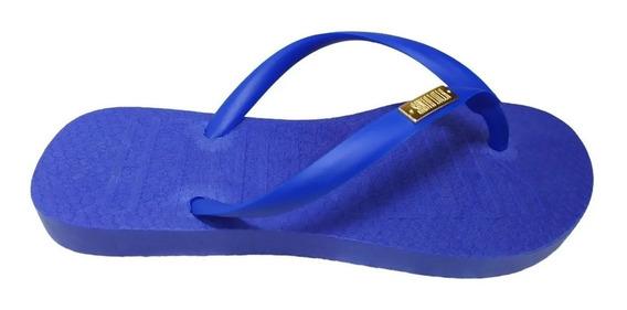 Chinelo Santa Lolla Azul