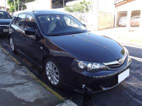 Subaru Impreza Hb R 2.0 4x4 16v 4p Automatico 2011 Preta