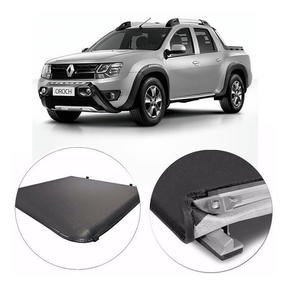 Lona Estructura Flash Cover Force P/ Renault Duster Oroch