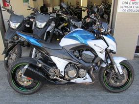 Kawasaki Z800 2013 Branca