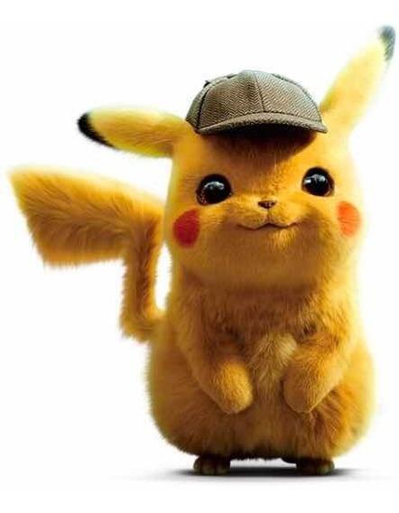 Detective Pikachu Pelicula Pokémon Burger King Juguete