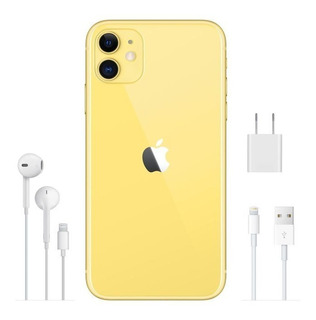 Celular iPhone 11 64 Gb Yellow
