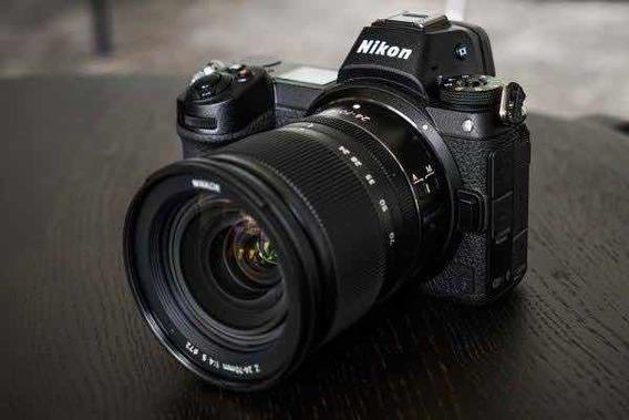 Camera Nikon Z7 + Lente 24-70 F/4 Oportunidade 3k Cliques!!!