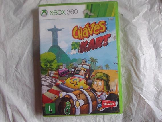 Chaves Kart Original Para Xbox 360