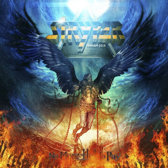 Stryper No More Hell To Pay Deluxe Edition Cd + Dvd Nuevo