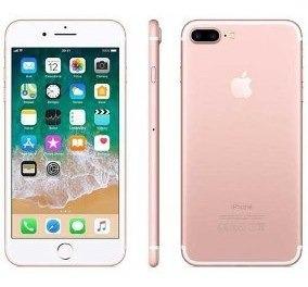 iPhone 7 Plus Apple Com Ios 11, Dupla Câmera Traseira, Resis